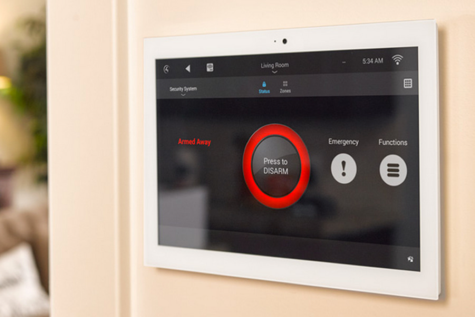 One-Touch Control of Your Smart Alarm System
