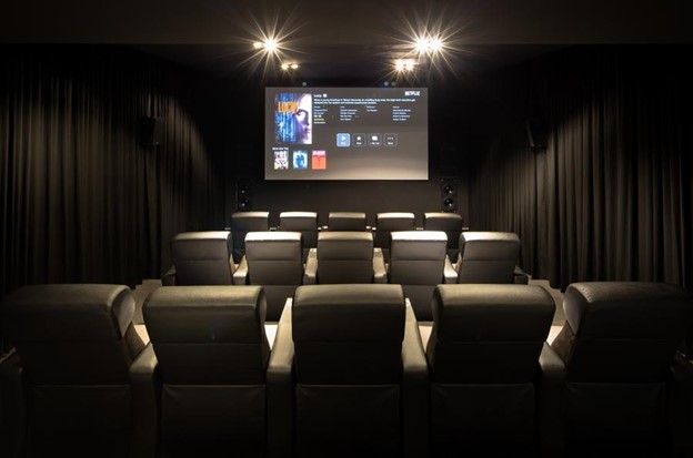 Skip the DIY for a Professional Home Theater Installation
