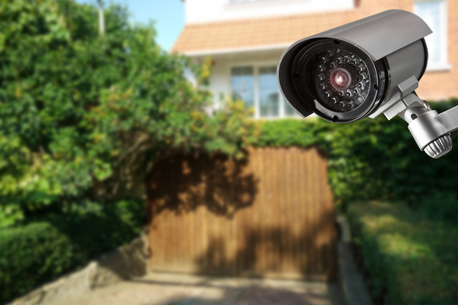 Home Security Is Much Stronger with Smart Cameras